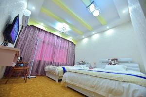 Zhaoxiahong Art hotel, Проживание в семье  Wujiaqiao - big - 163