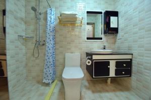 Zhaoxiahong Art hotel, Проживание в семье  Wujiaqiao - big - 161