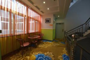 Zhaoxiahong Art hotel, Проживание в семье  Wujiaqiao - big - 154