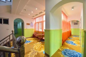 Zhaoxiahong Art hotel, Проживание в семье  Wujiaqiao - big - 153