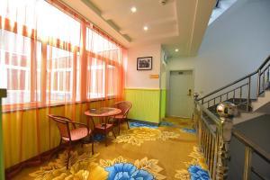 Zhaoxiahong Art hotel, Проживание в семье  Wujiaqiao - big - 151