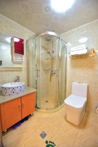 Zhaoxiahong Art hotel, Проживание в семье  Wujiaqiao - big - 149