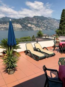 Hotel Antonella, Hotely  Malcesine - big - 32