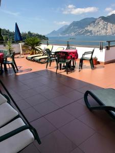 Hotel Antonella, Hotely  Malcesine - big - 30