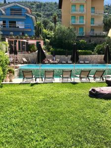 Hotel Antonella, Hotely  Malcesine - big - 17