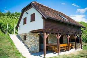 Wine Hill Rest House, Chalets  Sopot - big - 4