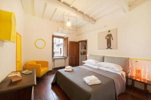 A Casa Signoria, in the city heart, Ferienwohnungen  Florenz - big - 6