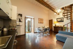 A Casa Signoria, in the city heart, Ferienwohnungen  Florenz - big - 8