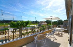 Le Clos des Oliviers Grimaud, Residence  Grimaud - big - 11