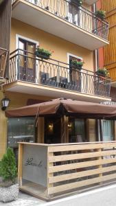 La Locanda, Hotels  Asiago - big - 22