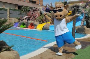 Evenia Olympic Garden, Hotel  Lloret de Mar - big - 19