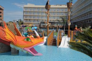 Evenia Olympic Garden, Hotel  Lloret de Mar - big - 1