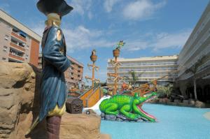 Evenia Olympic Garden, Hotel  Lloret de Mar - big - 18