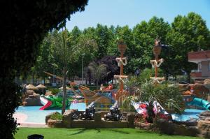 Evenia Olympic Garden, Hotel  Lloret de Mar - big - 17