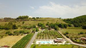 Borgo San Cosmo Tropea, Bed and breakfasts  Brattirò - big - 23