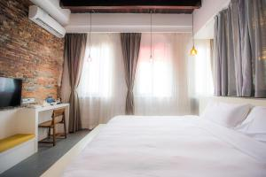 Qilou Huanke Boutique Hotel, Hotel  Haikou - big - 40