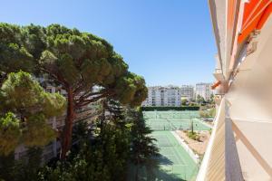 Résidence Fleurie YourHostHelper, Apartments  Cannes - big - 2