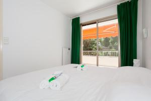 Résidence Fleurie YourHostHelper, Apartments  Cannes - big - 8