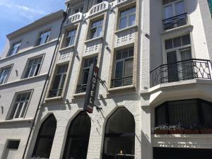 Hotel Louisa, Hotely  Ostende - big - 69