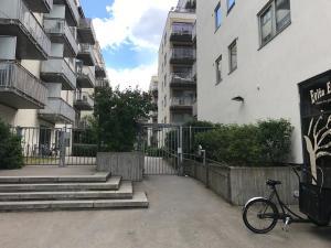 Apartment - Mandalls gate 10-12, Appartamenti  Oslo - big - 39