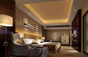 Riviera Hotel Ningbo, Hotely  Ningbo - big - 11