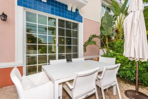 Santa Barbara Townhouse #1B, Case vacanze  Pompano Beach - big - 20