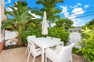 Santa Barbara Townhouse #1B, Case vacanze  Pompano Beach - big - 23