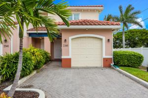 Santa Barbara Townhouse #1B, Case vacanze  Pompano Beach - big - 24
