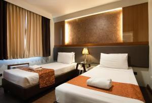 Fernandina 88 Suites Hotel, Отели  Манила - big - 7