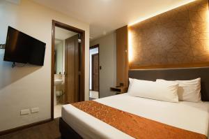 Fernandina 88 Suites Hotel, Отели  Манила - big - 4