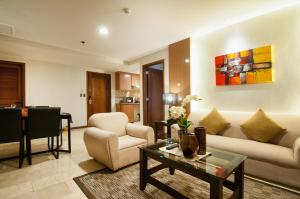 Fernandina 88 Suites Hotel, Szállodák  Manila - big - 12