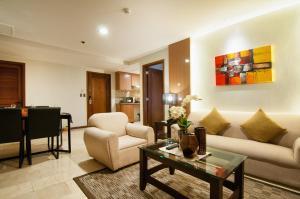 Fernandina 88 Suites Hotel, Отели  Манила - big - 12