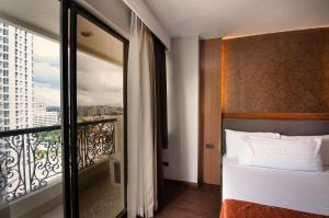 Fernandina 88 Suites Hotel, Отели  Манила - big - 28