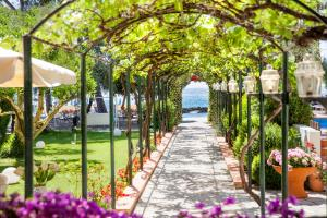 Hotel Eden Park, Отели  Диано-Марина - big - 35