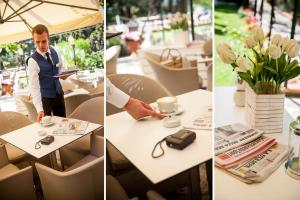 Hotel Eden Park, Отели  Диано-Марина - big - 36
