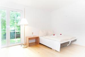 Hotelpension zum Gockl, Гостевые дома  Аллерсхаузен - big - 9