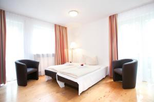 Hotelpension zum Gockl, Гостевые дома  Аллерсхаузен - big - 8