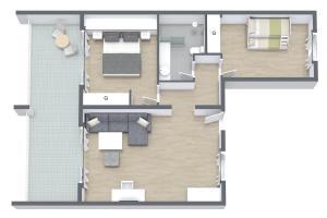 Aequora Lanzarote Suites, Hotely  Puerto del Carmen - big - 18