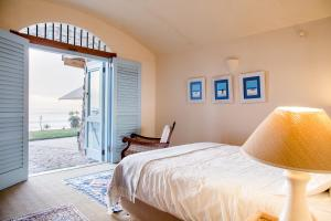 Luxury Double Room with Sea View - Ground Floor