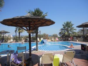 Angela Hotel, Hotely  Agia Marina Aegina - big - 10