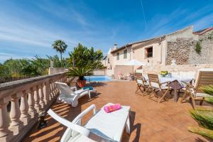 Montserrat, Villas  Costitx - big - 25