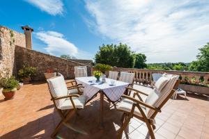 Montserrat, Villas  Costitx - big - 26