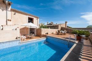 Montserrat, Villas  Costitx - big - 1