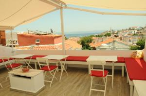 Quarante Teras - Adult Only, Privatzimmer  Bozcaada - big - 13