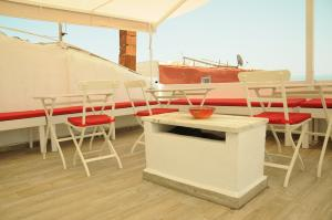 Quarante Teras - Adult Only, Privatzimmer  Bozcaada - big - 15