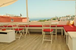 Quarante Teras - Adult Only, Privatzimmer  Bozcaada - big - 17