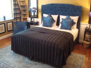 Dvoulůžkový pokoj Superior s manželskou postelí