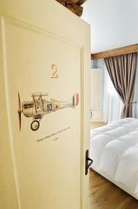 B&B Chalet, Отели типа «постель и завтрак»  Азиаго - big - 11