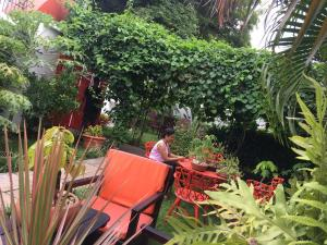 La Posada del Arcangel, Bed & Breakfast  Managua - big - 101