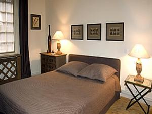 Au Grey d'Honfleur, Bed and Breakfasts  Honfleur - big - 7